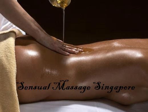 Sensual massage in Singapore